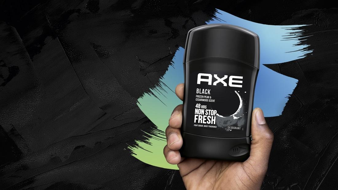 Die neuen AXE Sticks Unilever - Friends