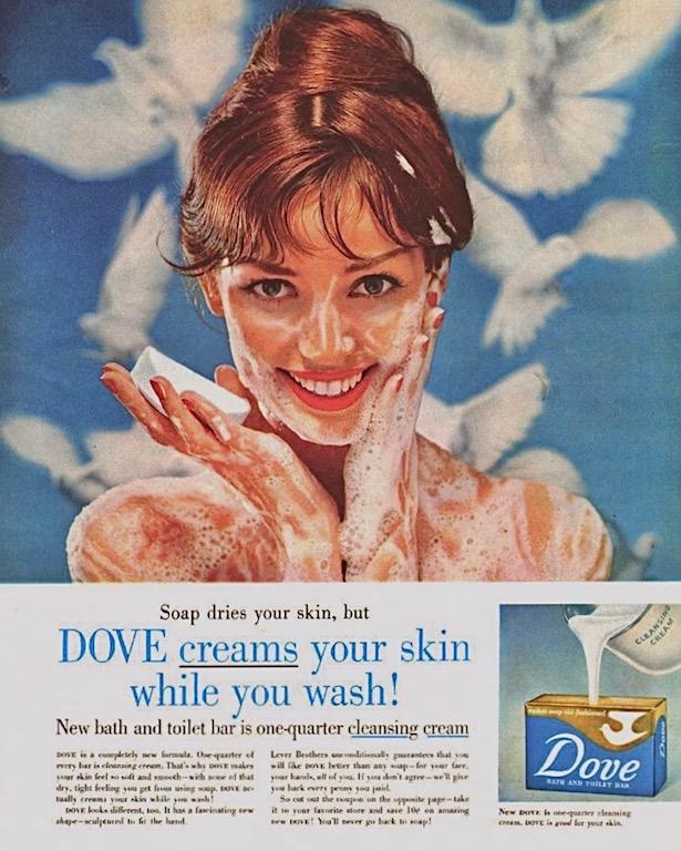 Unilever Friends - Dove Retro