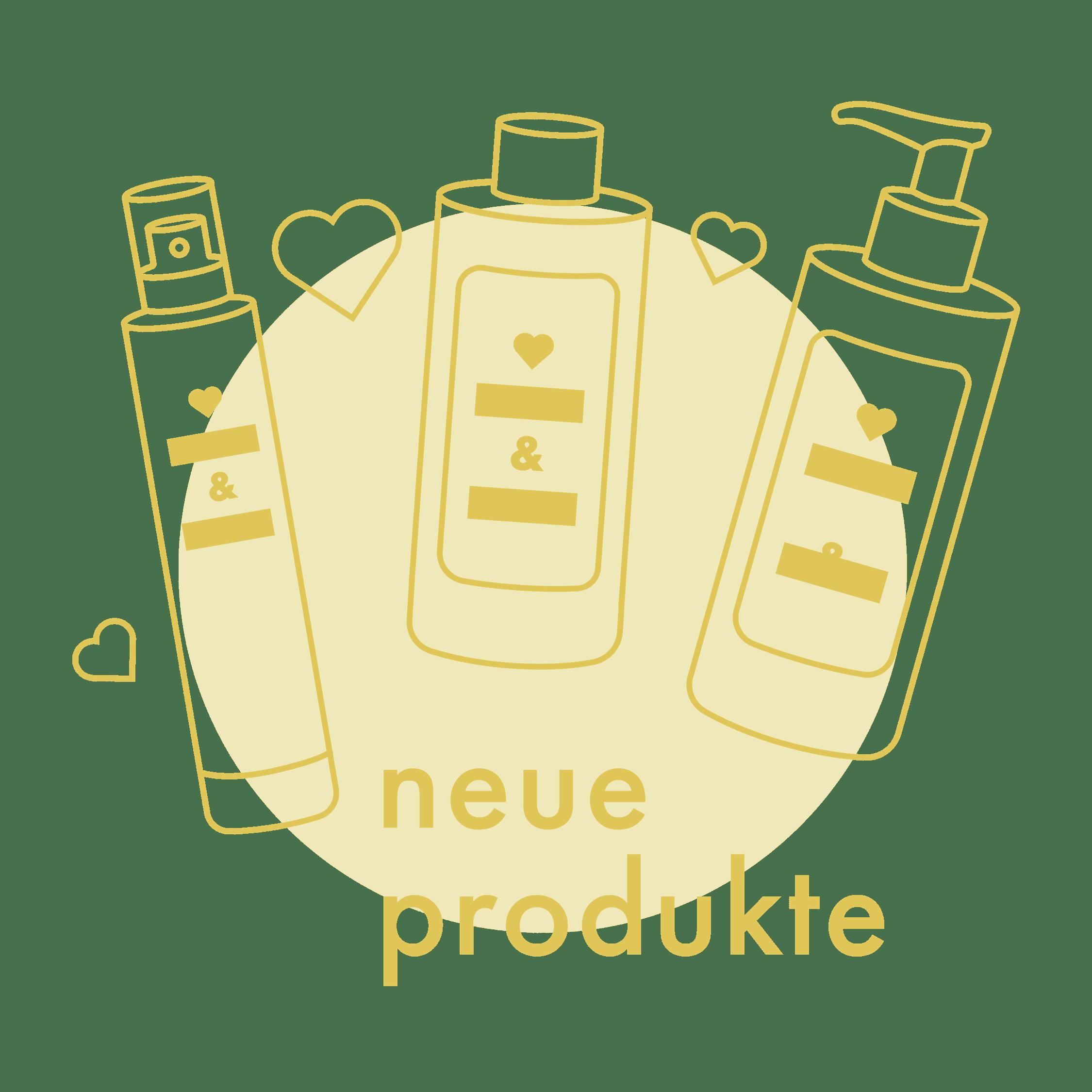 Unilever Friends - Neue Produkte